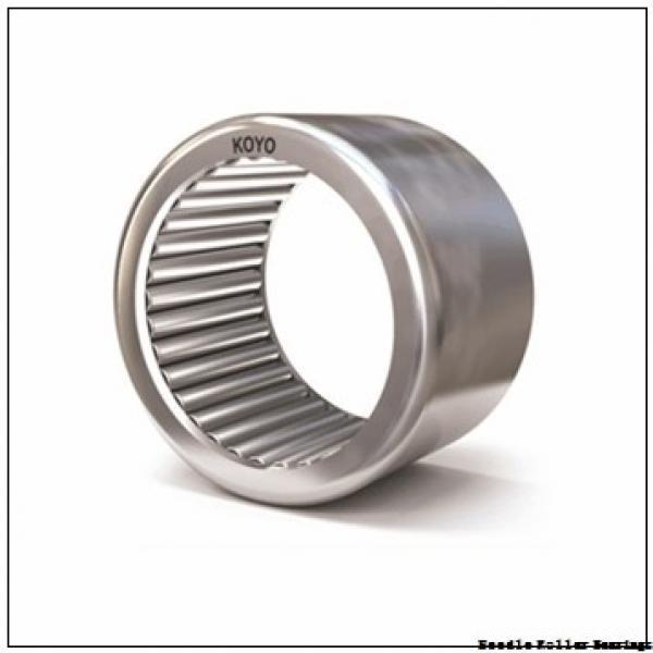 30 mm x 45 mm x 17 mm  KOYO NAO30X45X17 needle roller bearings #1 image