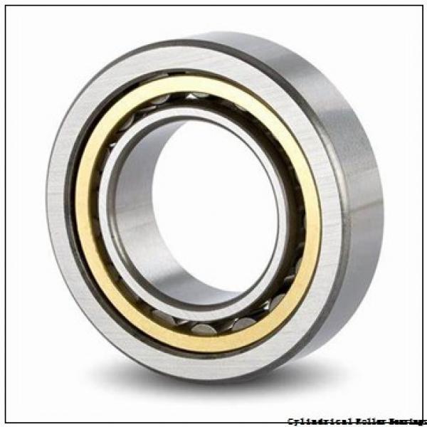 110 mm x 240 mm x 50 mm  NKE NU322-E-M6 cylindrical roller bearings #1 image