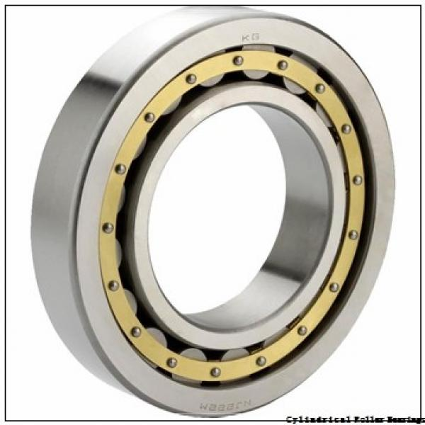 110 mm x 240 mm x 50 mm  NKE NU322-E-M6 cylindrical roller bearings #2 image