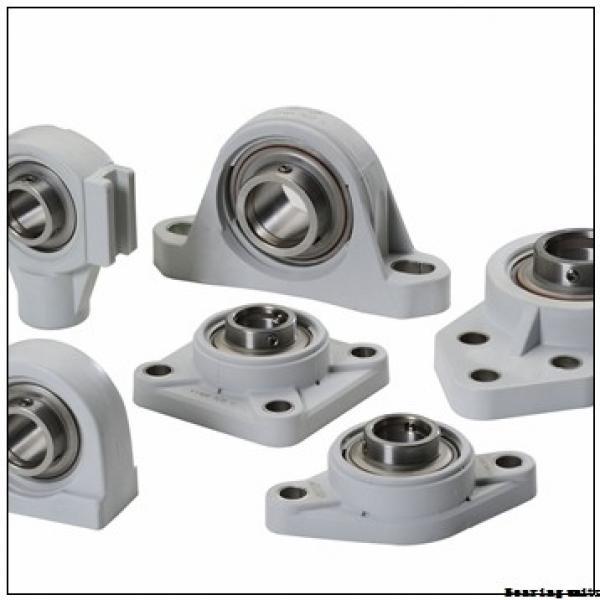 FYH NAPK211-35 bearing units #1 image