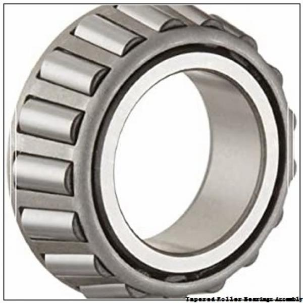 HM124646 -90086         compact tapered roller bearing units #2 image