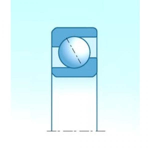 150 mm x 210 mm x 28 mm  NTN 2LA-HSE930G/GNP42 angular contact ball bearings #3 image