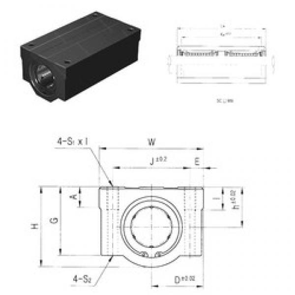 Samick SC16WN-B linear bearings #3 image