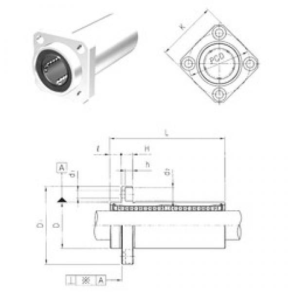 Samick LMKP40L linear bearings #3 image